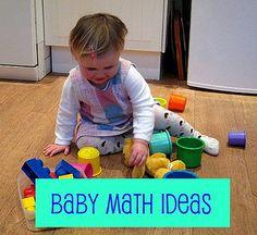 maths ideas for babies by Cathy @ Nurturestore.co.uk, via Flickr