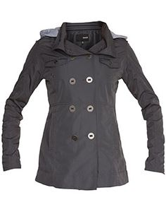 WINCHESTER GIRLS SLICKER JACKET - Hurley - StyleSays