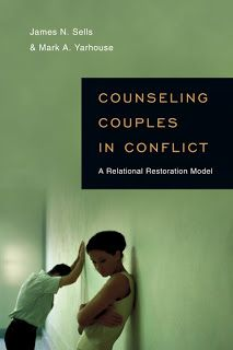 """Grace Filled Marriage. Ideas to create movement toward healing in marriage. Book reccommendation - """"Counseling Couples in Conflcit"""" by Sells and Yarhouse"""