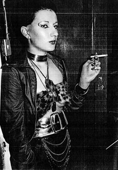 """STEVEN JOHNSTON- london punk 1977 """