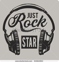 Find Music Rock Headphones Typography Tee Shirt stock images in HD and millions of other royalty-free stock photos, illustrations and vectors in the Shutterstock collection. Printed Shirts, Tee Shirts, Music Rock, Slogan Design, Pop Rock, Motto, Logo Design Inspiration, Graphic Prints, Headphones