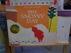 Snow theme unit. Best ideas for snow!