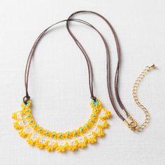Crochet Accessories, Tassel Necklace, Crochet Earrings, Creativity, Pattern, Jewelry, Fashion, Necklaces, Moda
