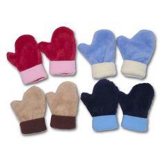 Zimní fleecové rukavice od českého výrobce SPARK. #děti #zima #fashion Gloves, Winter, Fashion, Winter Time, Moda, Fashion Styles, Fashion Illustrations, Winter Fashion