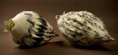 'Shells'. Anna Gunnarsdottir - Felt Fiber Art