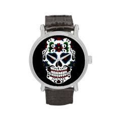 >>>Cheap Price Guarantee          Retro Grunge Day of the Dead Sugar Skull Wristwatch           Retro Grunge Day of the Dead Sugar Skull Wristwatch in each seller & make purchase online for cheap. Choose the best price and best promotion as you thing Secure Checkout you can trust Buy bestRevie...Cleck Hot Deals >>> http://www.zazzle.com/retro_grunge_day_of_the_dead_sugar_skull_watch-256612293979828280?rf=238627982471231924&zbar=1&tc=terrest
