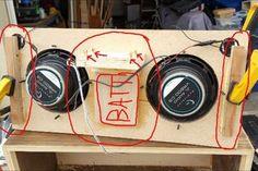 DIY BEST Bluetooth Speakers : 8 Steps (with Pictures) - Instructables Speaker Box Diy, Diy Bluetooth Speaker, Diy Speakers, Audio, Looks Cool, Fujifilm Instax Mini, Pictures, Tech, Seals