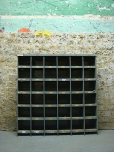 Handmade Wooden Pigeon Hole Storage Unit Cubby Hole Shelf