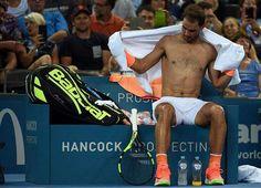 Rafael Nadal He is THE athlete🙈😍💪