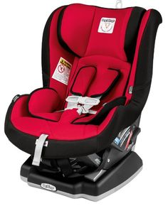 Loved this Peg Perego Car Seat - easy to take in and out and completely safe.  USA Primo Viaggio Convertible Car Seat #ConvertableCarSeat