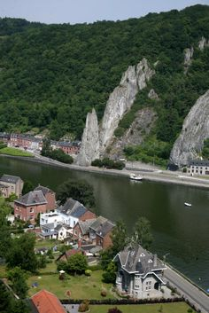 Rocher Bayard, Dinant, Namur, Belgique