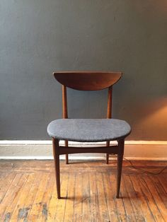 A personal favorite from my Etsy shop https://www.etsy.com/listing/267803603/mid-century-modern-chair-danish-modern