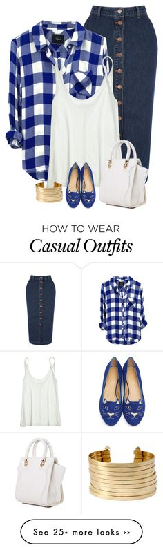 """""""casual look"""" by divacrafts on Polyvore"""