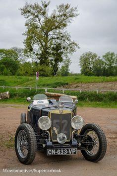 1932  MG P