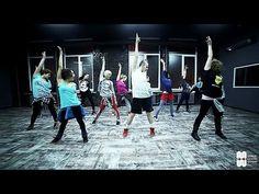 Gloria Estefan - Conga waacking choreography by Denis Stulnikov - Dance Centre Myway - YouTube