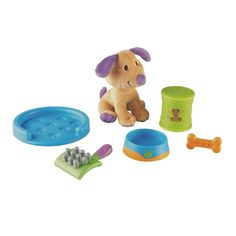 Learning Resources New Sprouts Puppy Play! My Very Own Pet Set, Multicolor