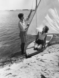 Jackie Kennedy and JFK