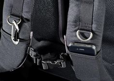 Imagini pentru phone case for backpack strap Backpack Straps, Sling Backpack, Lock N Lock, Camera Straps, Designer Backpacks, Video Camera, A 17, Phone Cases, Zipper