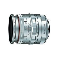 HD PENTAX-DA 20-40mmF2.8-4ED Limited DC WR / Standard-Angle Lenses / K-mount Lenses / Lenses / Products   RICOH IMAGING