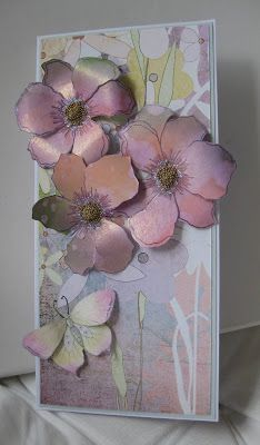 'Crafty Musings: Whole day card:}