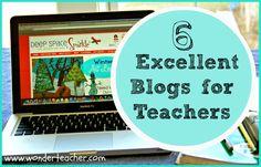 6 Excellent Blogs for Teachers