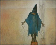 Noel Hodnett - Man on Box