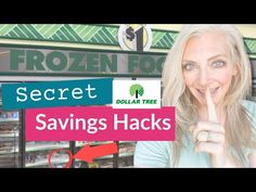 Bargain Shopping, Dollar Tree, Saving Tips, The Secret, Learning, Frugal Living, Organizing, Youtube, Crafts