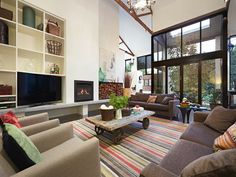 I always get excited when I stumble upon a warehouse conversion when I'm out real estate stalki...