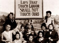 The temperance movement of the 1890s suggested marijuana as an alternative to alcohol consumption. This was because alcohol abuse increased the risk of domestic violence, while marijuana use did not.