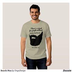 Beards Man Shirts