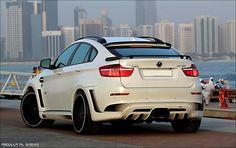 Hamann BMW X6M Tycoon Evo M by αbdullα, via Flickr