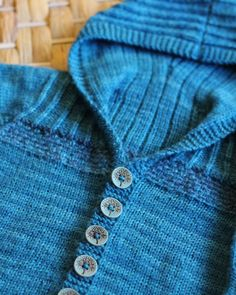 Wee Austin Hoodie - This is Knit Blog