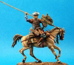 Сарацин с пикой на коне - 12-13 вв  ММС