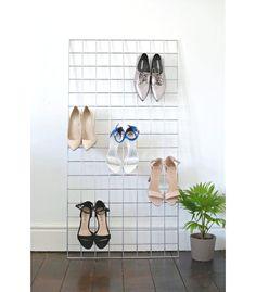5x het schoenenrek nét even wat anders
