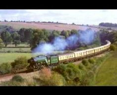 ▶ POEM ~ From a Railway Carriage by Robert Louis Stevenson - - poem - YouTube