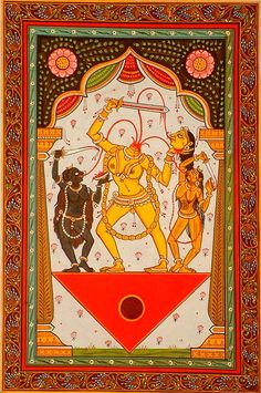 Chinnamasta - The Decapitated Goddess