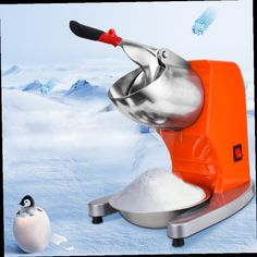 99.85$  Watch here - http://alid58.worldwells.pw/go.php?t=32708515890 - 2pc Commercial high-power household Electric Ice crusher Ice Block shaving machine Shaved ice machine 99.85$