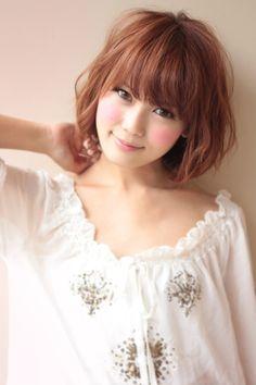 コットンパーマ | AFLOAT JAPANのヘアスタイル - アフロートジャパン 【銀座の美容室】 | 関東・銀座の美容室 | Rasysa(らしさ)