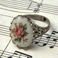 I'd pay $17.50 for this beautiful cameo ring!