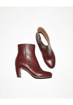 Maison Martin Margiela Line 22 /  Curved-Heel Boot