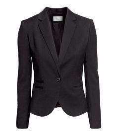 Single-Breasted Blazer $34.95 | H&M