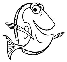 Finding Nemo Dory And Marlin Sad