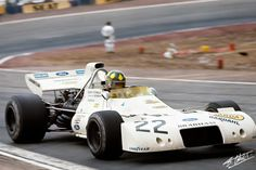 #22 Wilson Fittipaldi (Bra) - Brabham BT33 (Ford Cosworth V8) 7 (14) Motor Racing Developments