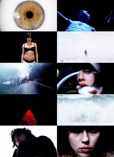 Under the Skin. This film stayed with me for days.