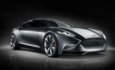 Hyundai Genesis Coupe 2014 Concept
