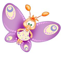 Clip Art Images Are On A Transparent Background Cartoon Butterfly, Butterfly Clip Art, Butterfly Images, Purple Butterfly, Cartoon Pics, Cute Cartoon, Cartoon Clip, Clip Art Pictures, Pin Pics