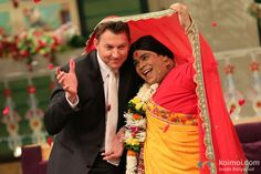 Pics: Brett Lee Appears On The Kapil Sharma Show