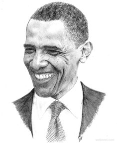 Portrait Illustration portrait drawing obama bpfsketch - 40 Beautiful and Realistic Portrait Drawings for your inspiration - part 2 Portrait drawing alaya by schmoopy Portrait painting Portrait painting will smith by Portrait painting Amazing Drawings, Realistic Drawings, Pencil Portrait, Portrait Art, Male Portraits, Character Portraits, Barack Obama, Caricatures, Barak And Michelle Obama