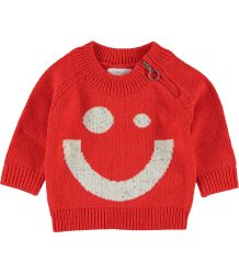 Kidscase Nat Alf Sweater Kidscase Nat Alf Sweater red