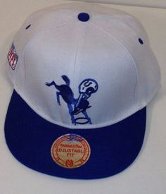 947bcc75426 Indianapolis Colts Snapback Mitchell   Ness Indianapolis Colts